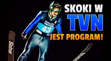 skoki narciarskie puchar świata w TVN program listopad okładka