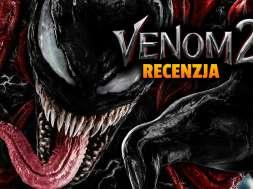 venom 2 recenzja film okładka