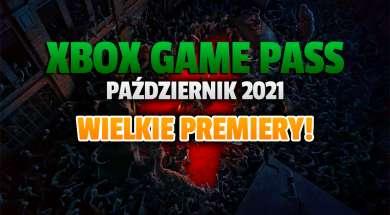 xbox game pass gry premiery październik 2021 okładka