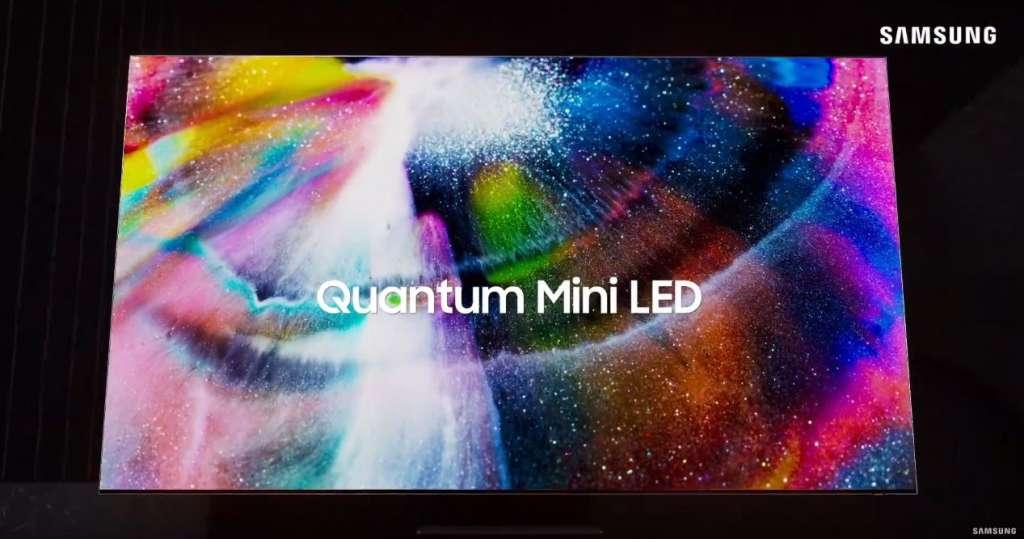 Test Samsung Neo QLED QN95A MiniLED kolor
