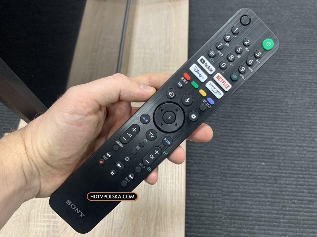 Test Sony BRAVIA XR A80J OLED Google TV pilot