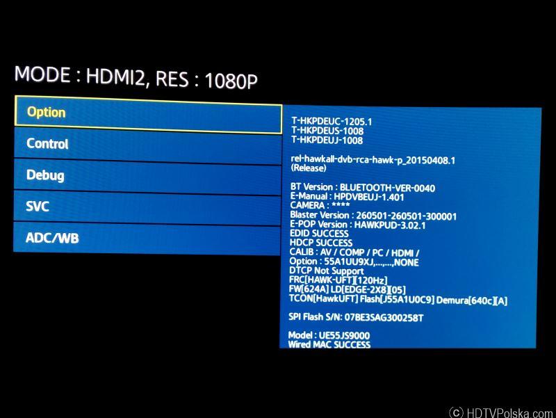 how to change demo mode on samsung tv